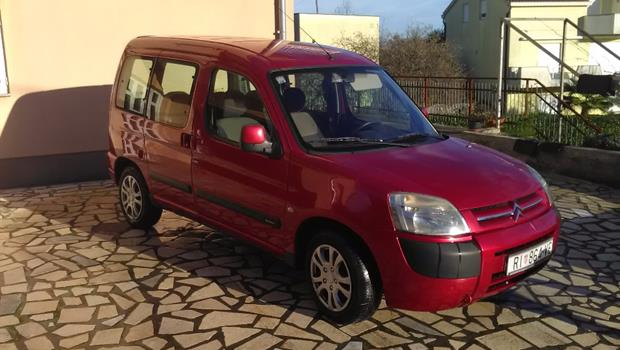 Citroen Berlingo 2.0 HDi multispace