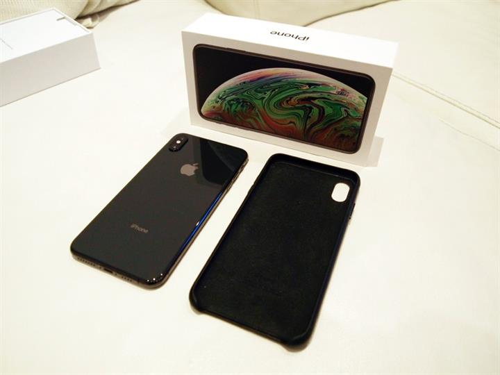 IPhone XS Max, 256GB, Space Gray [7/8]