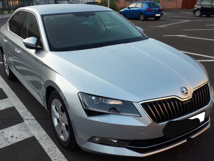 Škoda Superb 1.6 TDi, novi model [1/8]